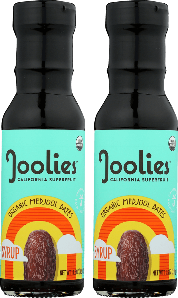 Organic Medjool Date Syrup (2-pack)