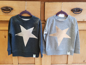 The NattyBeth & Felix (pre-order) CHILDREN'S SWEATSHIRTS & HOODIES