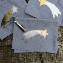 Load image into Gallery viewer, Shooting #squiffystars - LIMITED EDITION POUCHES