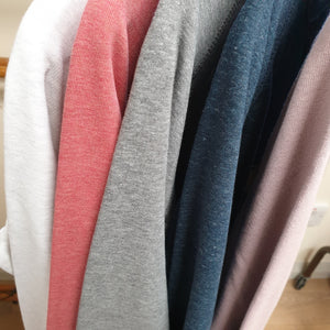 ADULTS' SWEATSHIRTS, THE JO - BLANK STOCK RAIL