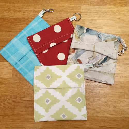 Face Mask Pouches