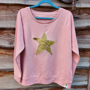 The Rosie (pre-order) SCOOP NECK SWEATSHIRT
