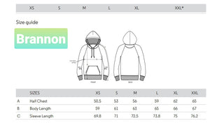 The Brannon, Troy & Catherine (pre-order) ADULT HOODIES