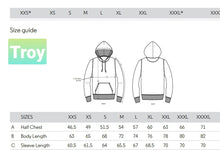 Load image into Gallery viewer, The Brannon, Troy & Catherine (pre-order) ADULT HOODIES