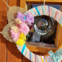 Load image into Gallery viewer, Easter wreath kit & online workalong demo