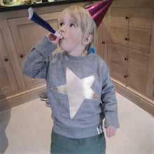 Load image into Gallery viewer, The Natty-Beth CHILDREN'S SWEATSHIRT (made to order & pre-order) (12 colours, 2 styles)