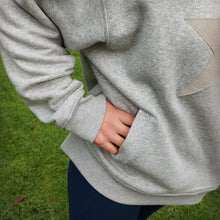Load image into Gallery viewer, The Floss SLOUCHY FUNNEL NECK SWEATSHIRT