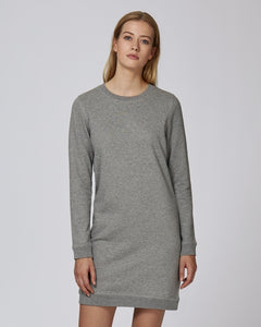The Rachael (pre-order) RELAXED SWEAT DRESS (3 colours)
