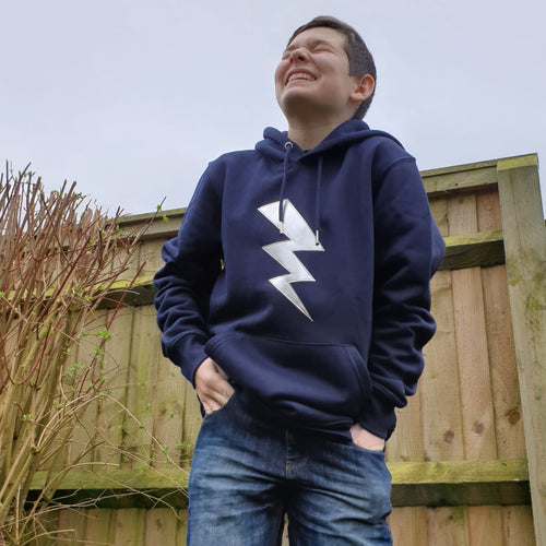 The Troy #squiffystars RELAXED COSY HOODIE