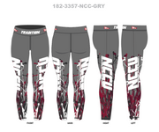 North Carolina Central University Splat Leggings
