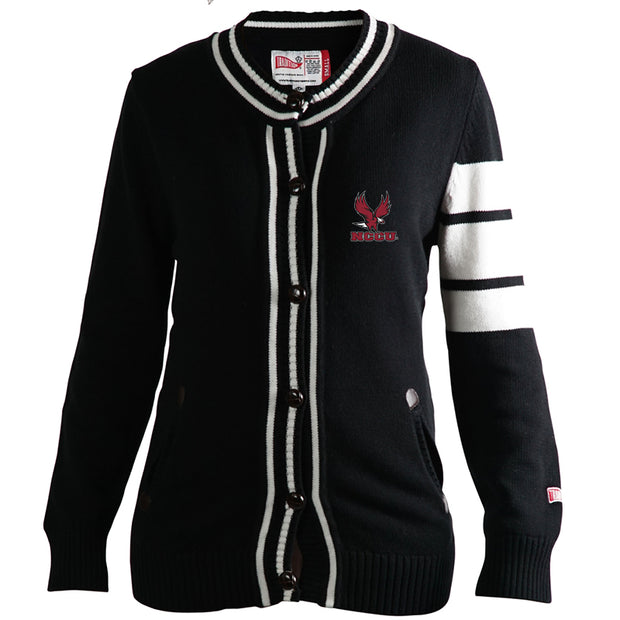 "NCCU ""Big Eagle"" FANCY Cardigan Sweater"
