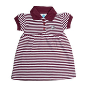 Stripe Polo Dress & Bloomer