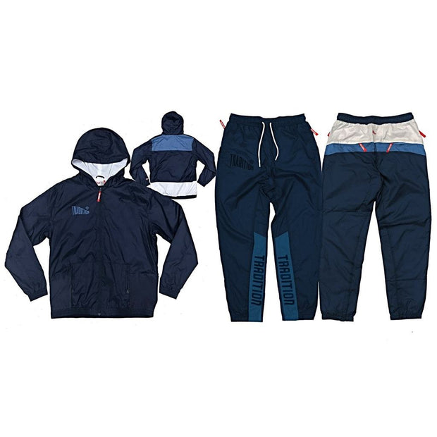 Olympic Nylon Track Suit