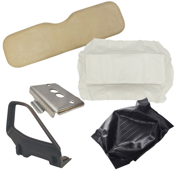 Replacement Seat Covers & Seat Parts