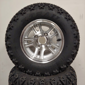 10in. Off Road 20X10X10 on Excalibur Wheel - Set of 4