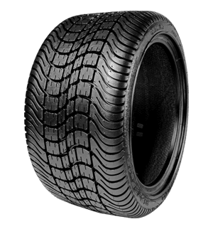 215/35-12 - Low Profile Golf Cart Street Tire