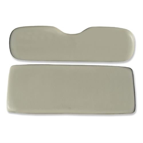 Rear Seat Kit Replacement Cushion Set (Ivory)