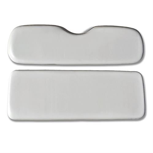 Rear Seat Kit Replacement Cushion Set (White)