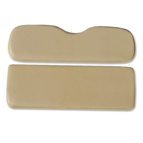 Rear Seat Kit Replacement Cushion Set (Buff)