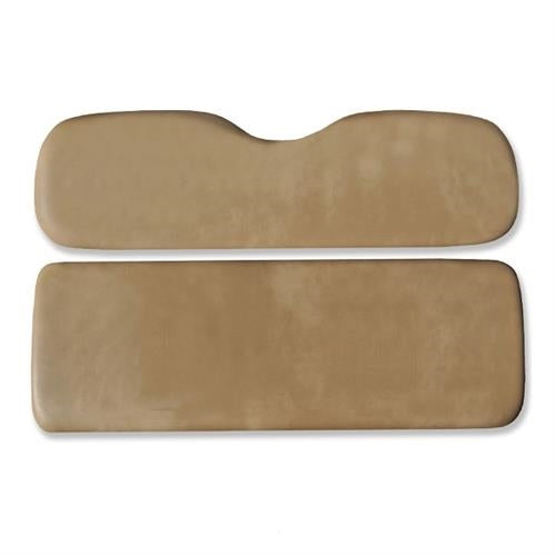 Rear Seat Kit Replacement Cushion Set (Tan)