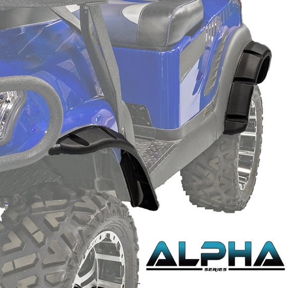 Alpha Body Kit Set of 4 Fender Flares
