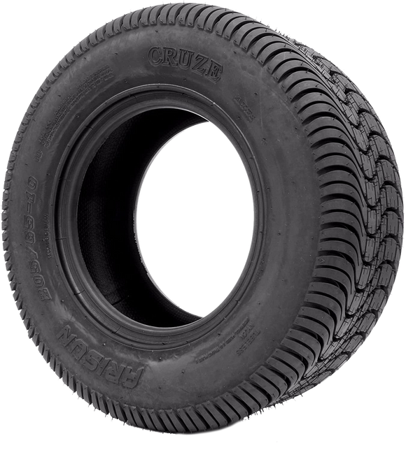 205/65-10 Golf Cart Street Tire