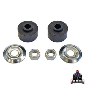 EXCALIBUR Bushing Kit, Shock Absorber, E-Z-Go and Club Car