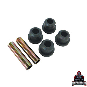 EXCALIBUR Bushing Kit, Leaf Spring, Front & Rear - Club Car DS/Precedent