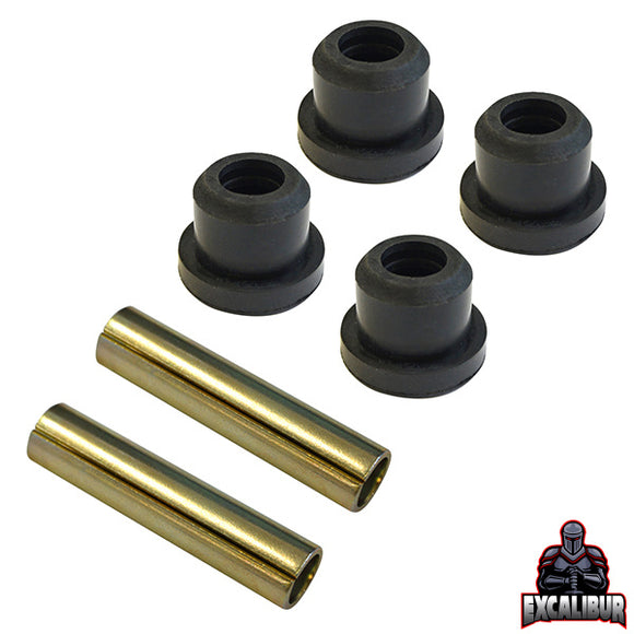 EXCALIBUR Bushing Kit, Leaf Spring Rear, E-Z-Go TXT