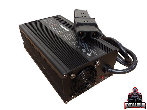 EXCALIBUR Yamaha Golf Cart Battery Charger 48V 15A Drive and G-Series
