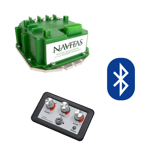 600 Amp Navitas Golf Cart Controller Package