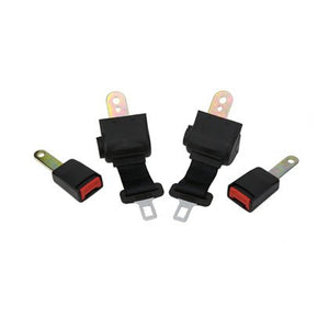 "Seat Belt, Retractable 36"" Fully Extended - Pair"