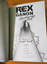 Load image into Gallery viewer, Deluxe Rex Ganon: The Graphic Novel w/Bonus Figure