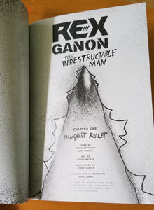 Deluxe Rex Ganon: The Graphic Novel w/Bonus Figure