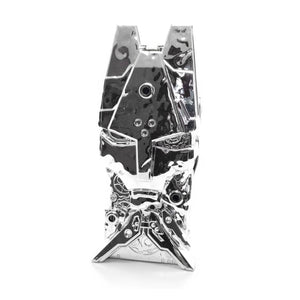 Zoner Capsule - Vehicle Mode - Electroplated Silver