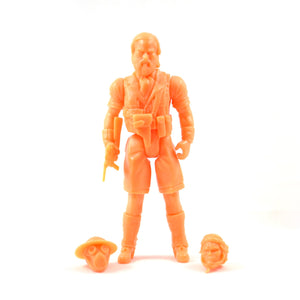Material Boy: Easter Egg Desert Rat (Orange)