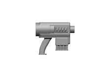 Load image into Gallery viewer, 3D File- Diver's Pistol