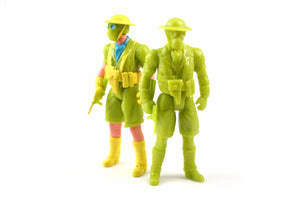 Material Boy: Military Green Desert Rat