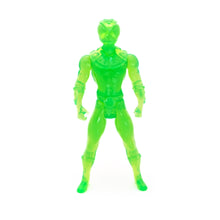 Load image into Gallery viewer, Material Boy:  Transparent Green Classic Knight