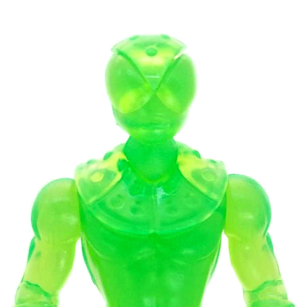 Material Boy:  Transparent Green Classic Knight
