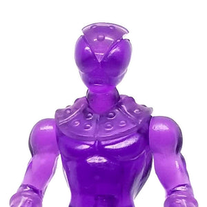 Material Boy: Transparent Purple Classic Knight
