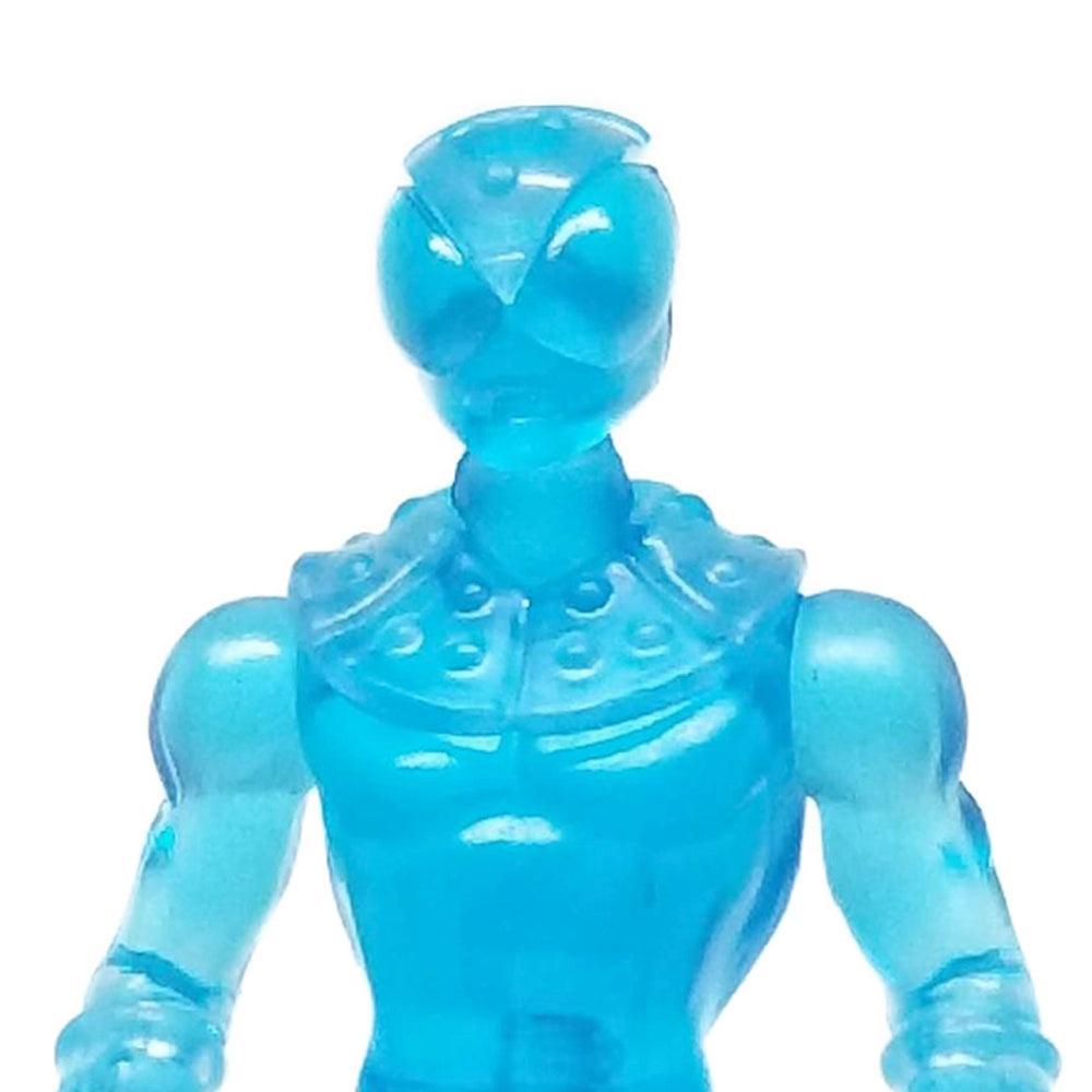 Material Boy Transparent Blue Classic Knight