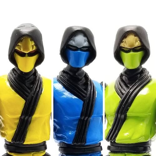 Device Ninja Bloody Brawlers 3-Pack