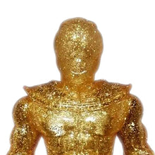 "Load image into Gallery viewer, Gold Glitter - 8"" Mega Knight"