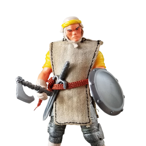 Mercenary Carded Figure