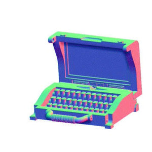 3D File- Typewriter Hacking Tool