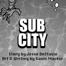 Load image into Gallery viewer, Sub City Ashcan Comic