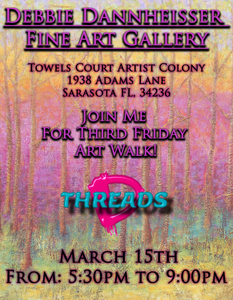 March Third Friday Art Walk is Here!