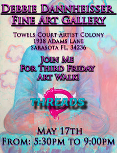 Join Me For This Third Friday Art Walk!