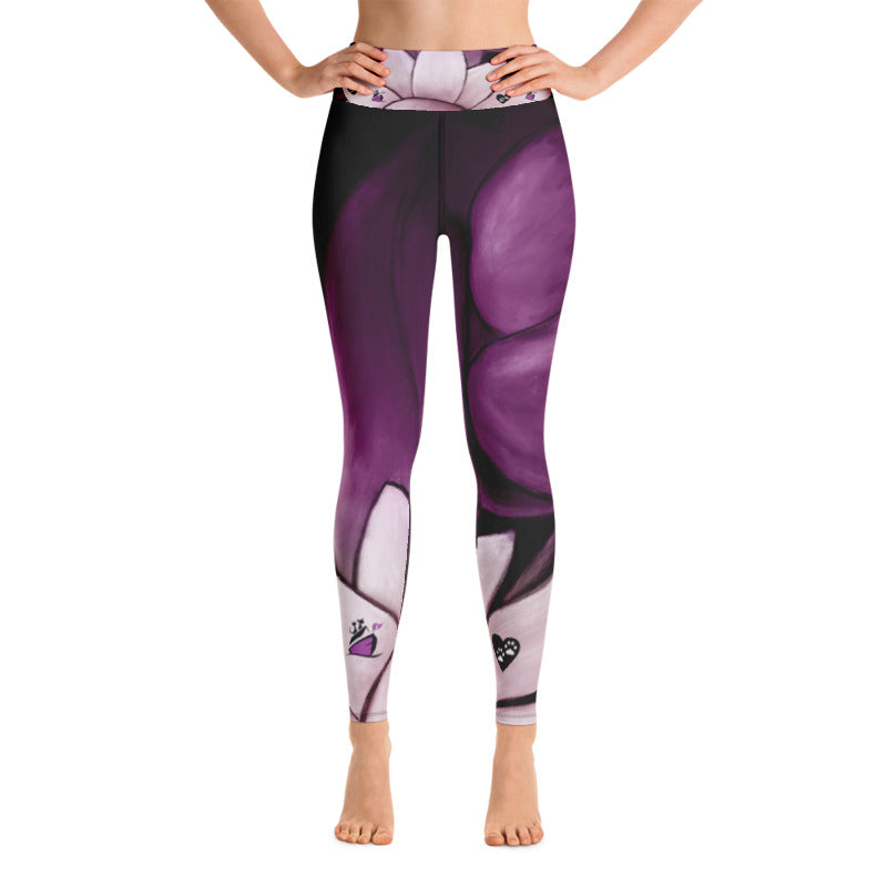 "ARC ""Paws and Claws for Good!"" Art Athleisure Leggings"